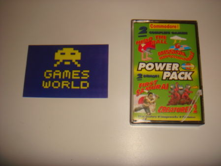 Commodore Format: Power Pack Tape 16 2