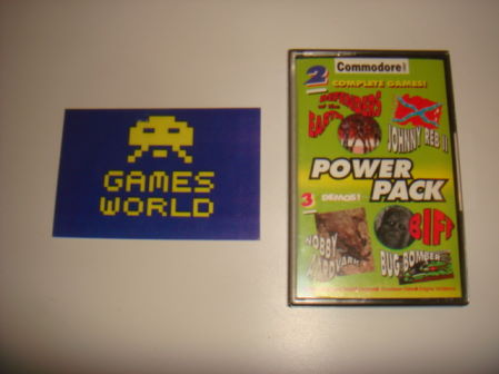 Commodore Format: Power Pack Tape 23