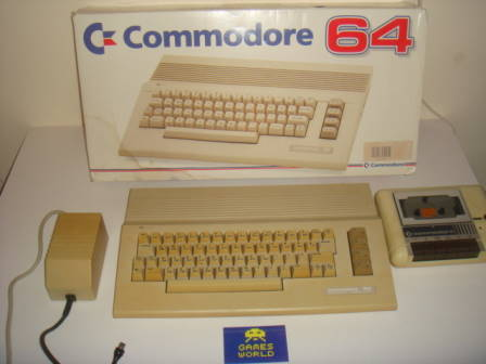 Commodore 64 Console