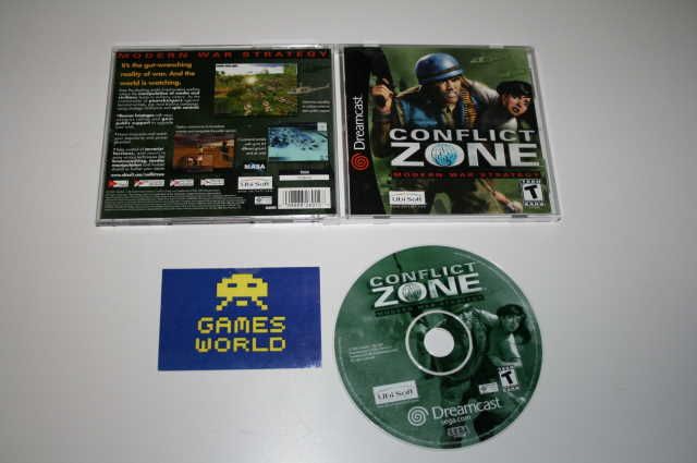 Conflict Zone (USA Import)
