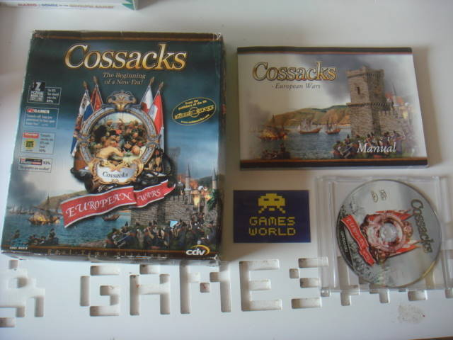 Cossacks The Beginning of a New Era (Big Box)