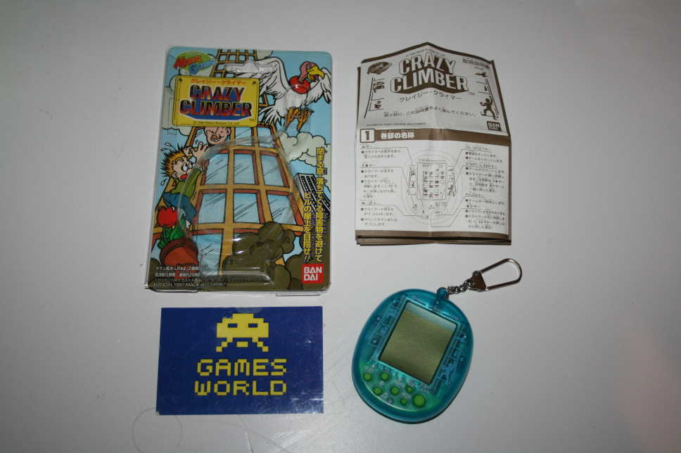 Mame Game: Crazy Climber Japanese Import LCD Game