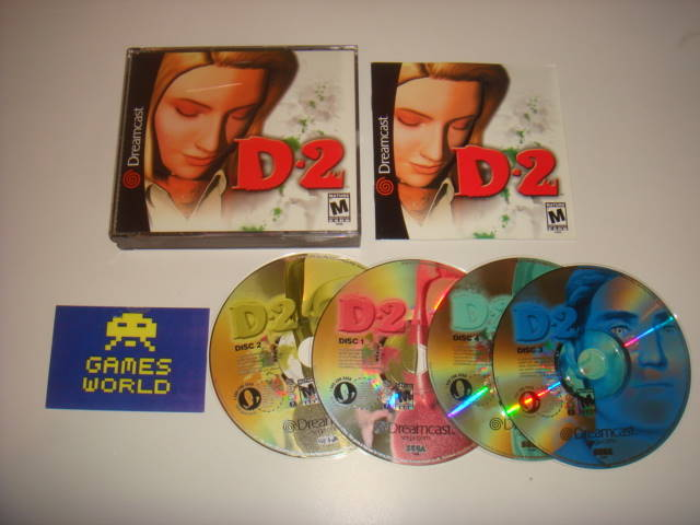 D2 (USA Import)
