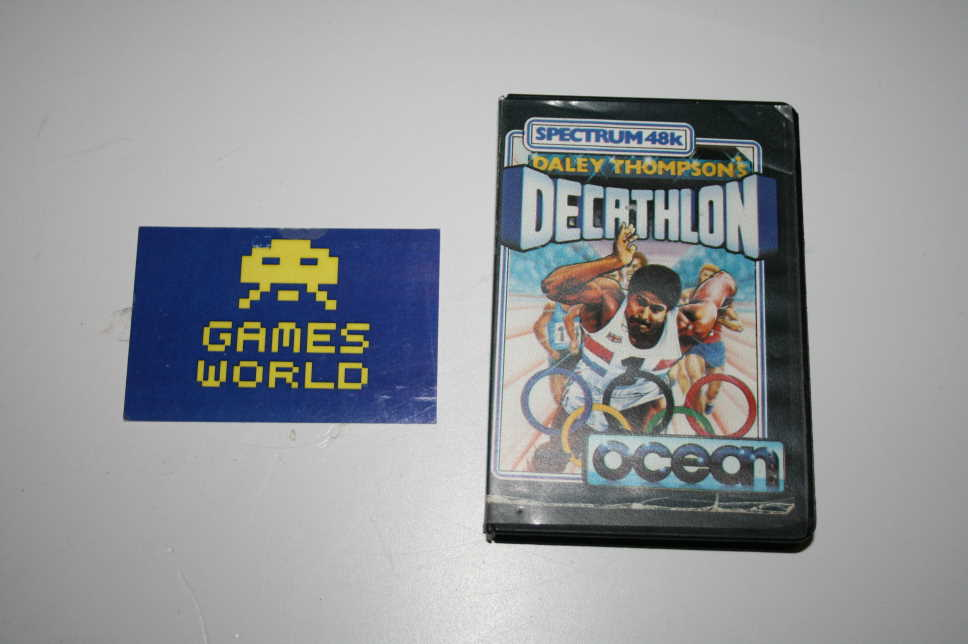 Daley Thompson's Decathlon
