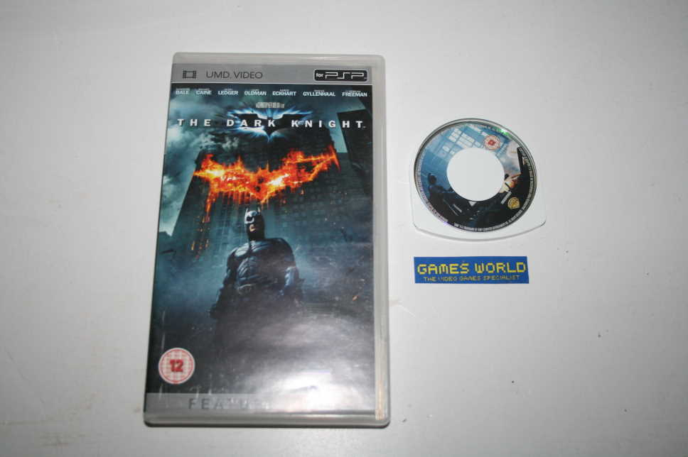 Batman The Dark Knight (UMD Film)