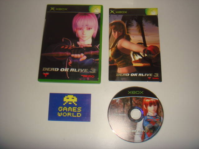 Dead or Alive 3 (Japanese Import)