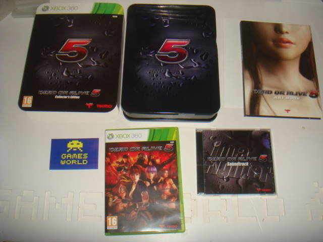 Dead or Alive Collectors Edition