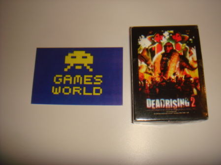 Dead Rising 2 Cards