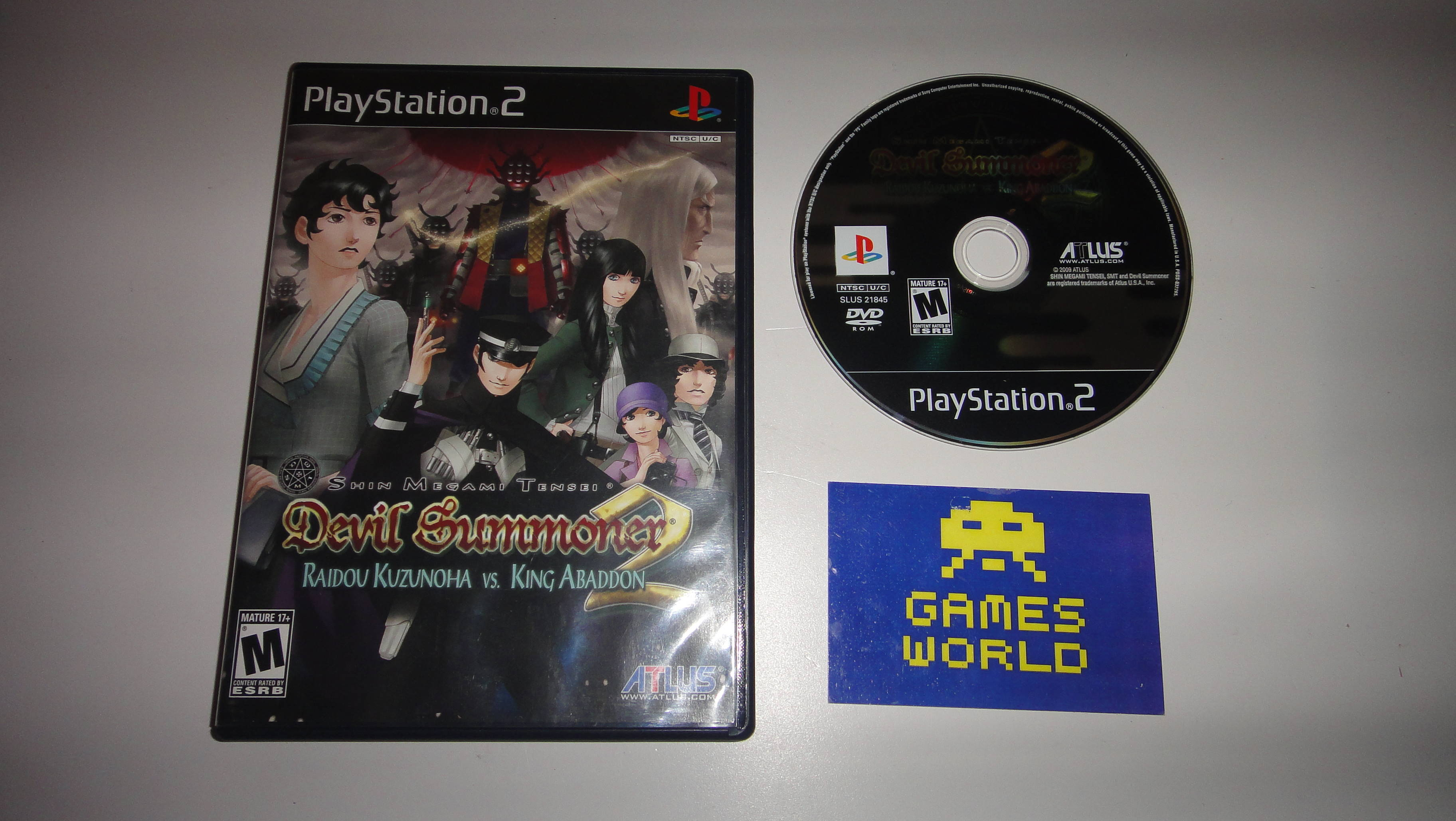 Devil Summoner 2 (USA Import)