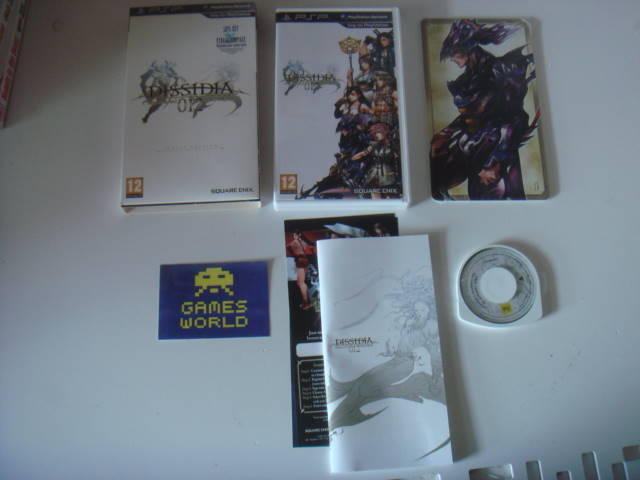Dissida 012 Duodecim Final Fantasy: Legacy Edition