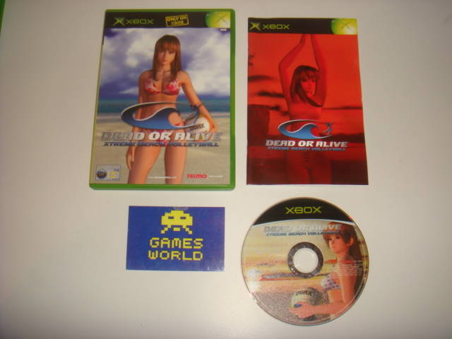 Dead or Alive Xtreme Beach Vollyball