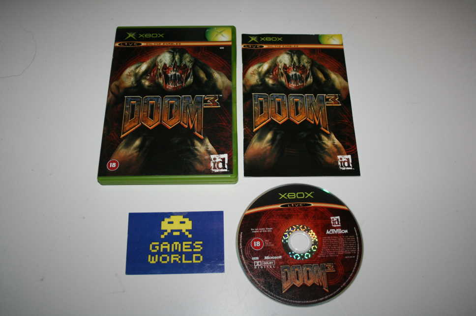 Doom 3 - Click Image to Close