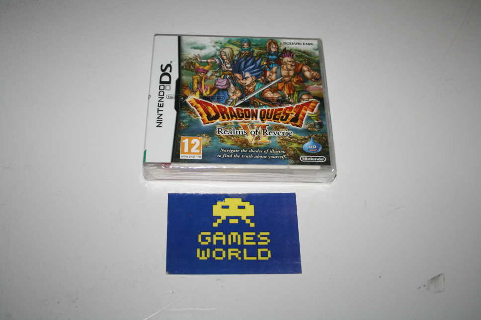 Dragon Quest VI Realms of Reverie
