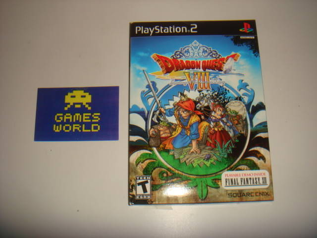 Dragon Quest VIII (8) (USA Import)