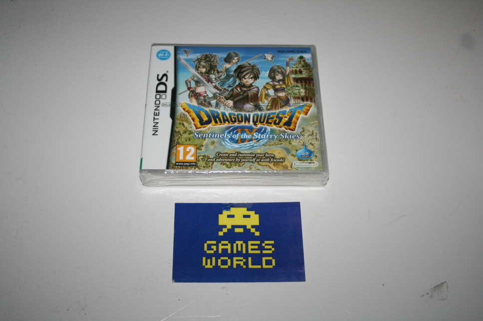 Dragon Quest IX Sentinels of the Starry Skies