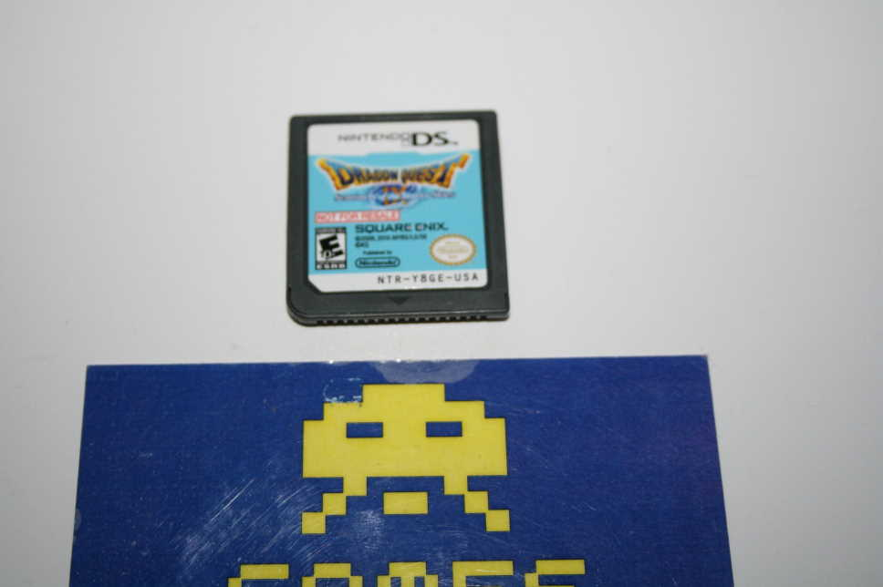 Dragon Quest IX Not For Resale Video Demo Cart (USA)