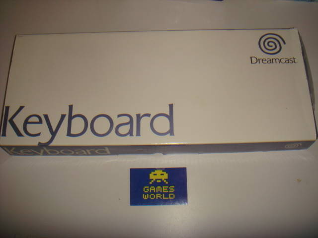 Official Dreamcast Keyboard