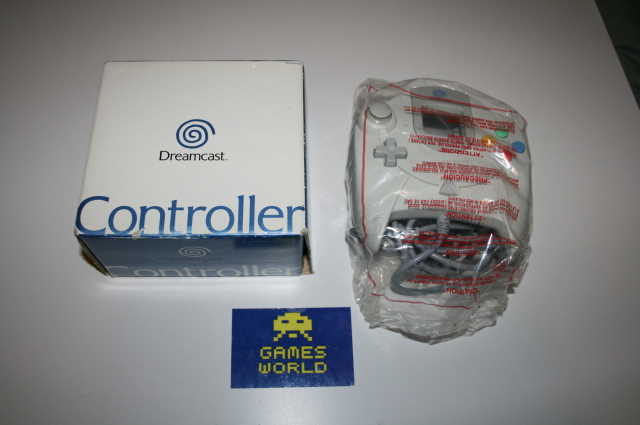 Dreamcast Official Pad (Boxed)