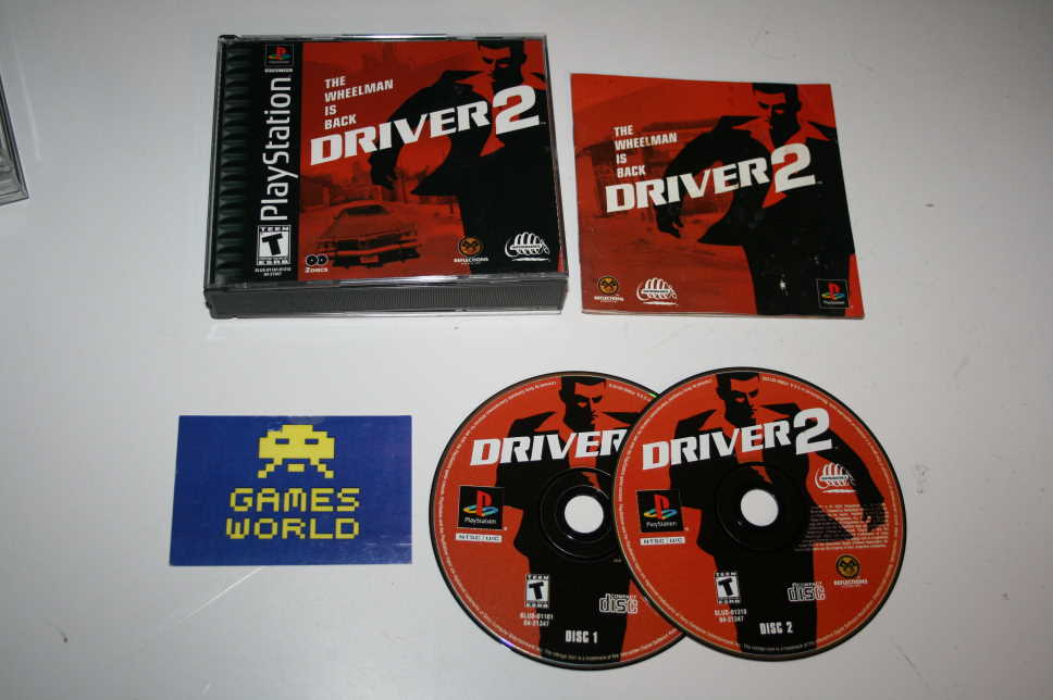 Driver 2 (USA Import)
