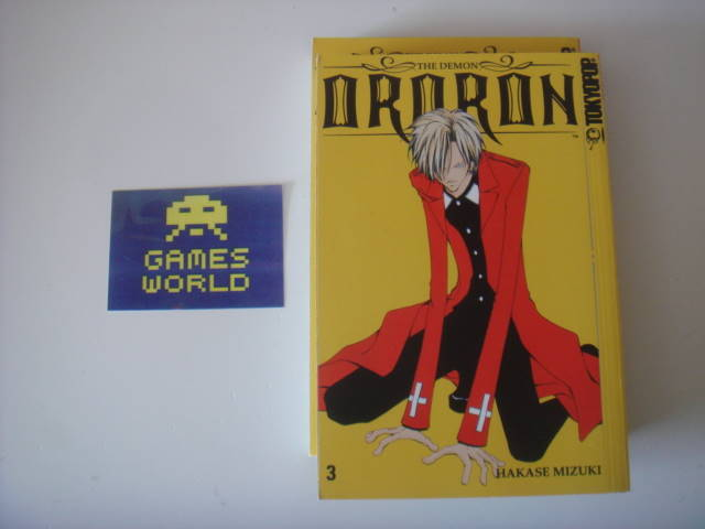 The Demon Droron Vol 3