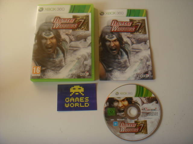 Dynasty Warriors 7 - Click Image to Close