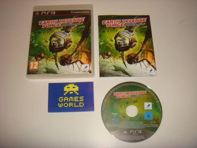 Earth Defence Force Insert Armageddon