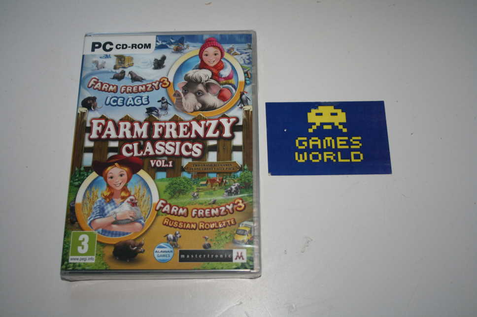 Farm Frenzy Classics Vol 1