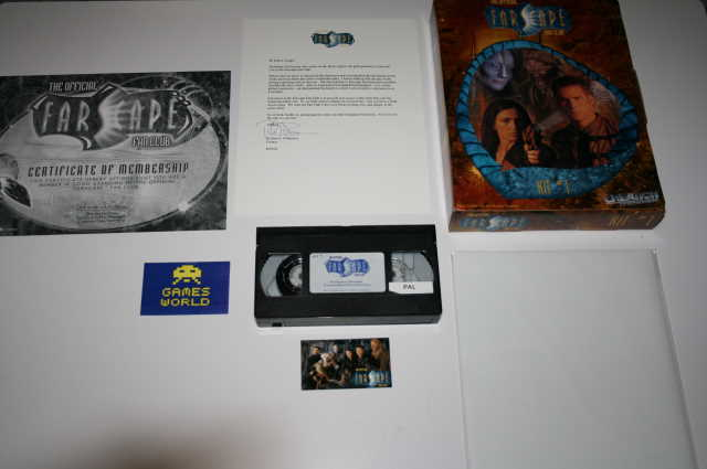 Farscape Fan Club Kit 1