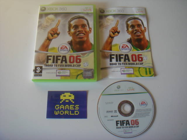 Fifa 06 Road to the World Cup