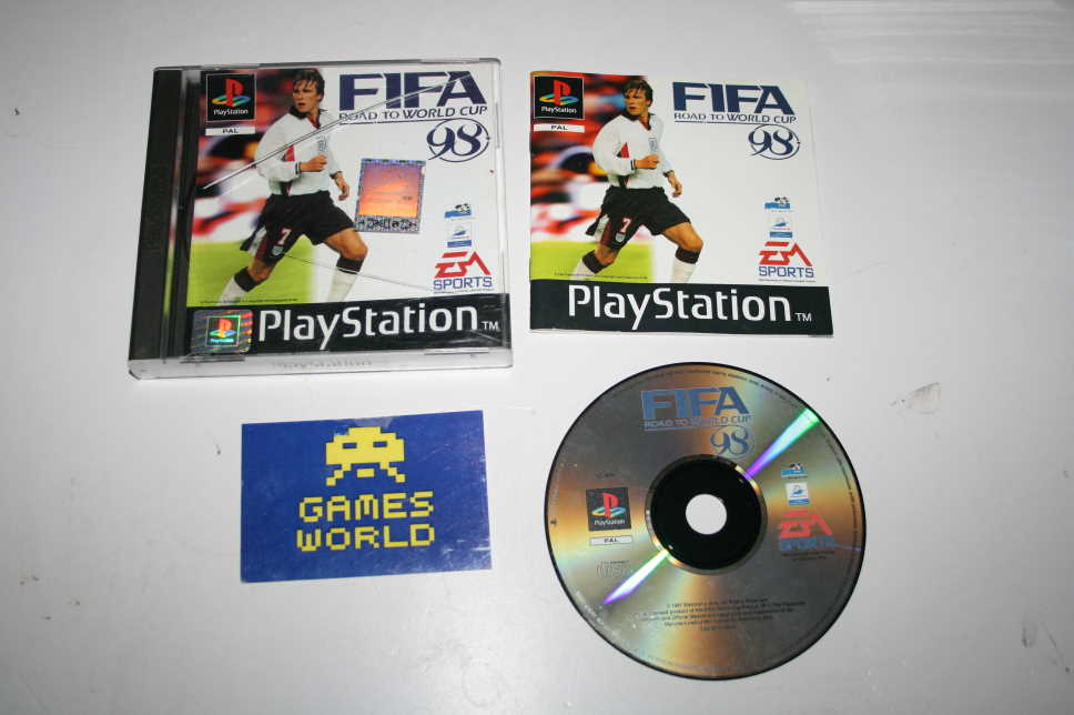 Fifa Road to the World Cup 98