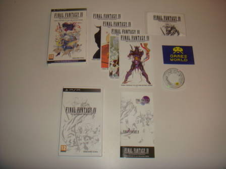 Final Fantasy IV (4) The Complete Collection