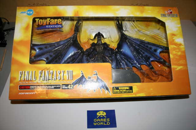 Final Fantasy 8: Kotobukiya Guardian Bahamut ToyFare Edition