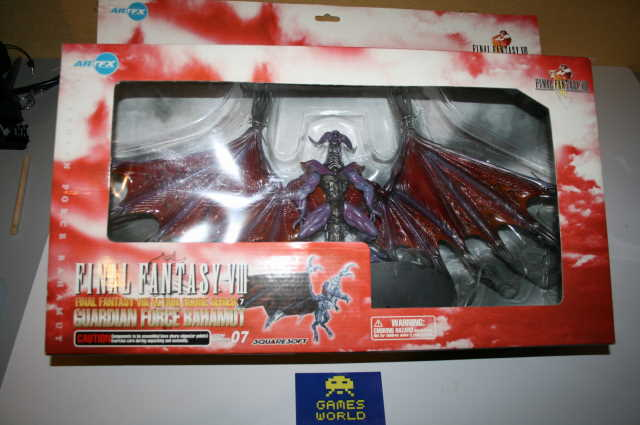 Final Fantasy 8: Kotobukiya Guardian Force Bahamut Figure