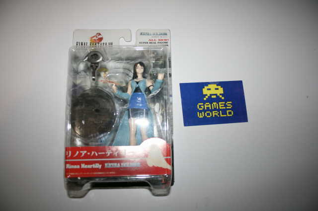 Final Fantasy 8: Extra Soldier Rinoa Heartilly Figure