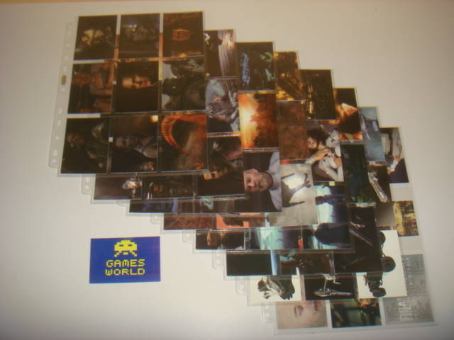 Final Fantasy Spirits Within Trading Card Set