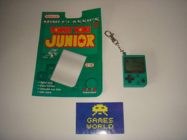 Game & Watch: Mini Classics: Donkey Kong Junior