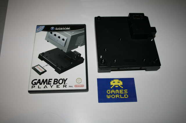 GameCube Game Boy Player