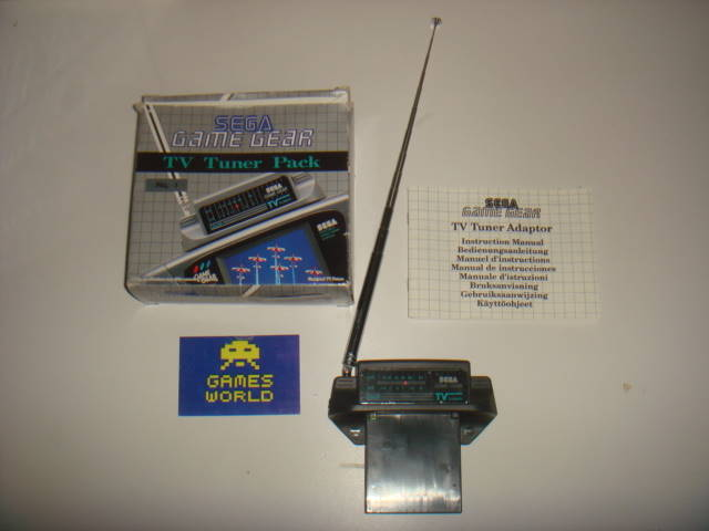 Game Gear TV Tuner