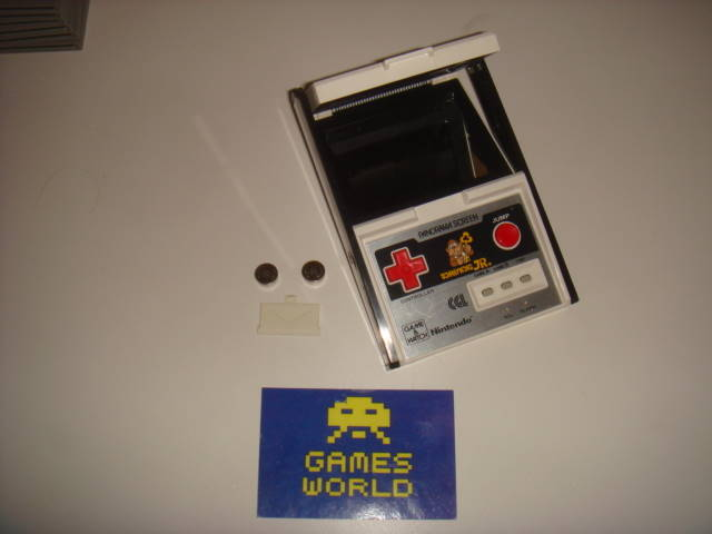 Game & Watch: Donkey Kong Jr Panorama Screen