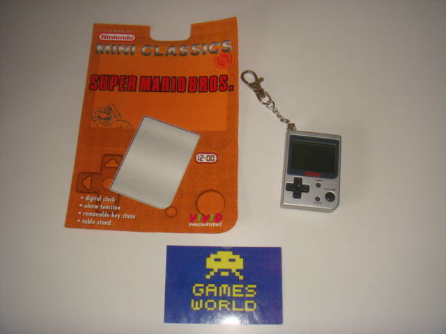 Game & Watch: Mini Classics: Super Mario Bros