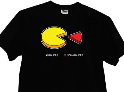T shirts clothing games world bodmin the video games for Game t shirts uk