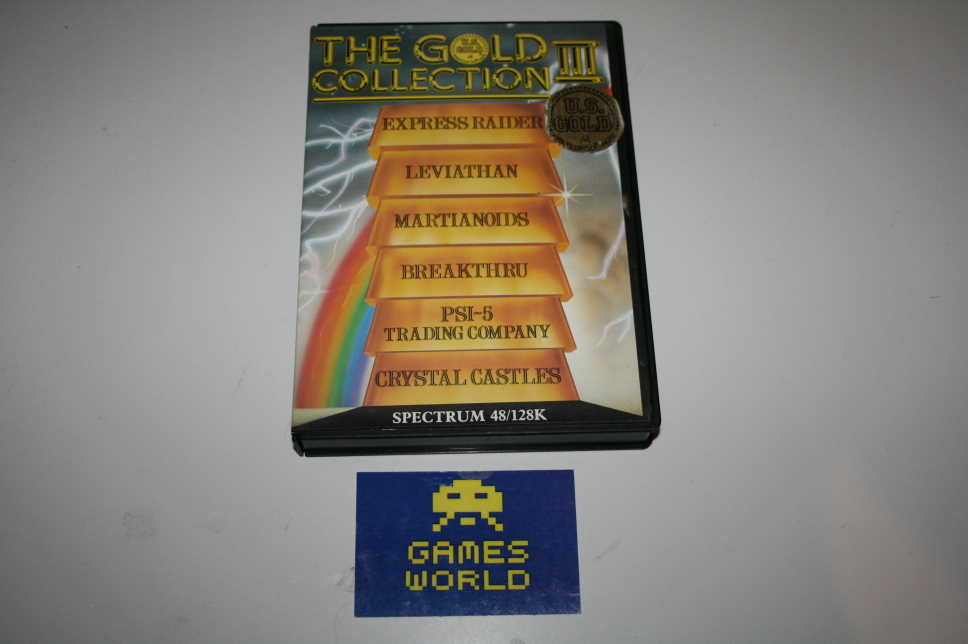 The Gold Collection 3