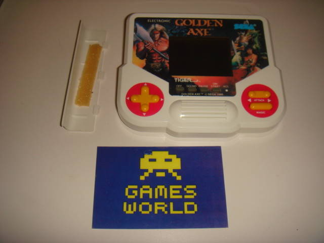 Golden Axe Tiger LCD Handheld