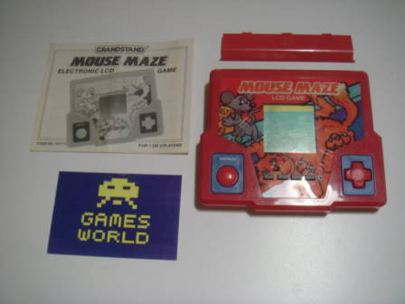 Mouse Maze Grandstand LCD Game