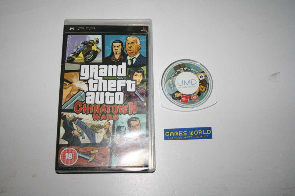 Grand Theft Auto China Town Wars