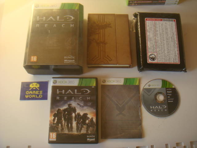 Halo Reach Limited Edition
