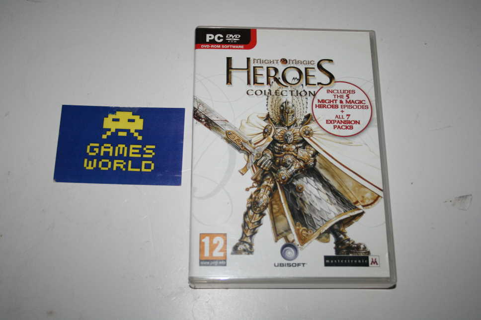 Heroes of Might and Magic Collection