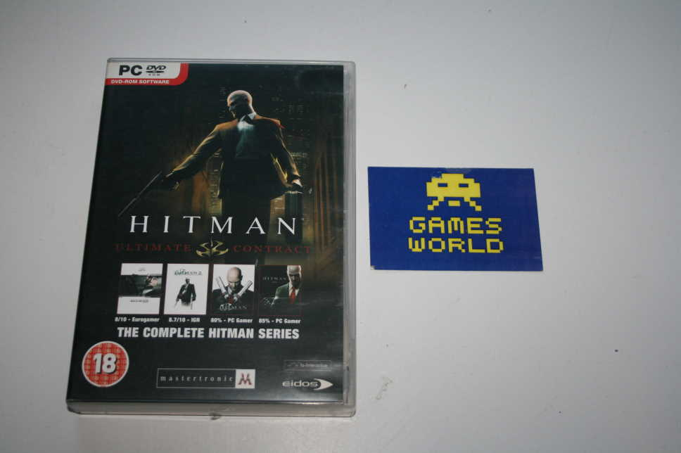 Hitman Ultimate Collection