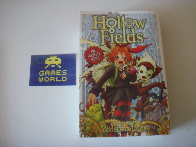 Hollow Fields Complete