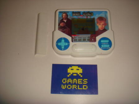 Home Alone 2 LCD Tiger Game